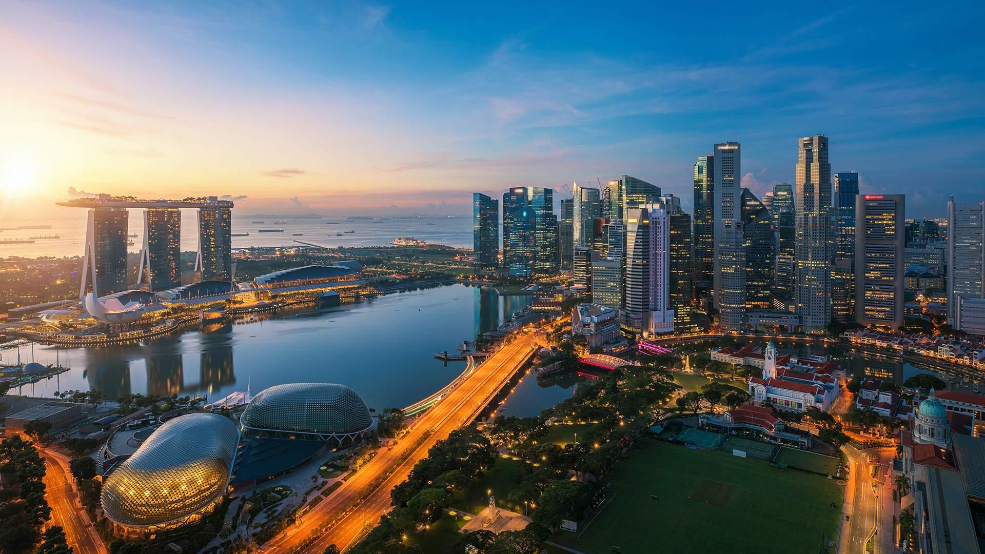 Singapur Visum beantragen leicht gemacht