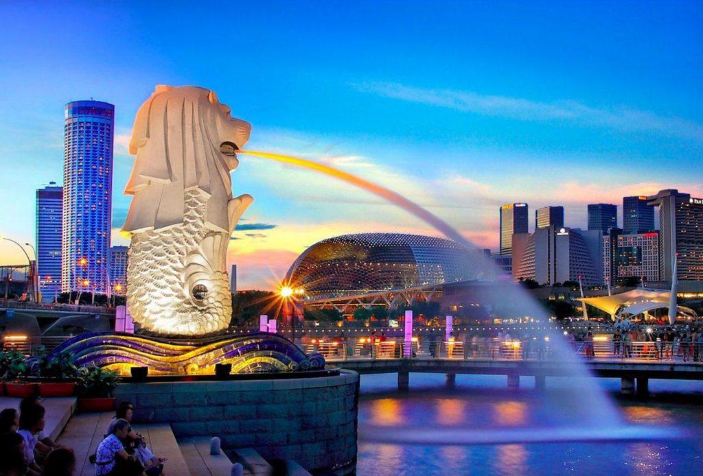 Singapur Visum beantragen